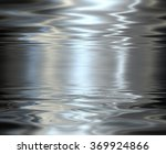 liquid metal texture  metallic... | Shutterstock . vector #369924866