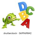 3d rendered illustration of... | Shutterstock . vector #369969842