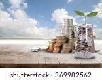 save money for prepare in the... | Shutterstock . vector #369982562