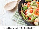 Mixture Frozen Vegetables