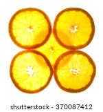 background citrus fruits | Shutterstock . vector #370087412