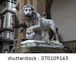 Medici Lion By Vacca  1598  In...