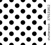 halftone dots pattern. halftone ... | Shutterstock .eps vector #370131812