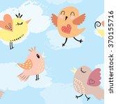 Cute Lovely Bird Singing Summe...