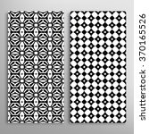 black and white vertical... | Shutterstock .eps vector #370165526