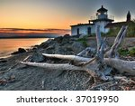 West Point Lighthouse At...