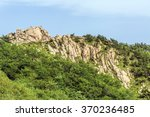 mountain | Shutterstock . vector #370236485