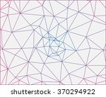 abstract colorful outline of... | Shutterstock .eps vector #370294922