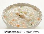 chicken and carrot porridge for ... | Shutterstock . vector #370347998