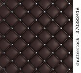 3d Render Of Quilted Leather...