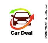 car maintenance logo template   Shutterstock .eps vector #370389662