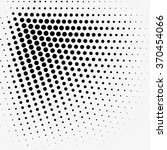 abstract dotted vector...   Shutterstock .eps vector #370454066
