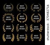 Best Award Vector Gold Award...