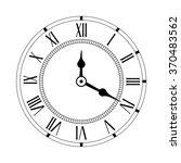 time vector pictograms  | Shutterstock .eps vector #370483562