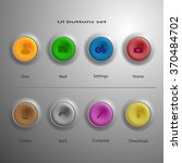 colorful ui buttons