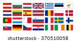 flags of the european union... | Shutterstock .eps vector #370510058