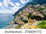 View On Positano On Amalfi...