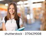 college student. | Shutterstock . vector #370629008