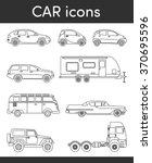 icons car