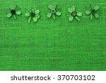 St Patricks Day Top Border Of...