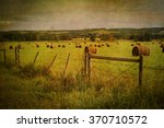 Rural Alberta Farmland With A...
