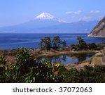 this scene is west izu evening... | Shutterstock . vector #37072063