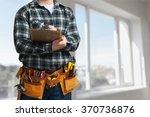 builder. | Shutterstock . vector #370736876