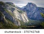 yosemite national park ... | Shutterstock . vector #370742768