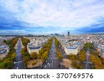 Small photo of All-round view from Arc de Triumph