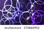 Vector Purple Background With...