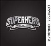 super hero power full... | Shutterstock .eps vector #370862255