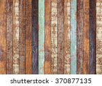 Vintage Aged Wooden Coarse...