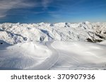 a view of mountains in french... | Shutterstock . vector #370907936