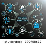 big data analytics concept... | Shutterstock .eps vector #370908632
