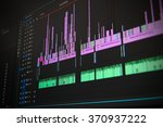 editing time line | Shutterstock . vector #370937222