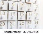 advent calendar   Shutterstock . vector #370960415