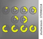 infographics vector  10   20  ... | Shutterstock .eps vector #370980218