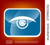 eye icon | Shutterstock .eps vector #370985252