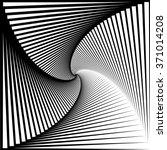 inward rotating  spirally...   Shutterstock .eps vector #371014208