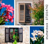 Collage From Croatian Windows...