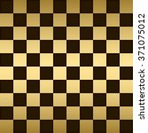 gold and black chess... | Shutterstock .eps vector #371075012