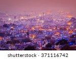 Aerial View Of Jodhpur  Aka ...