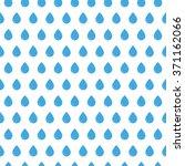 rain drop pattern. drops... | Shutterstock .eps vector #371162066