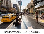 hollywood  los angeles  ... | Shutterstock . vector #371169308