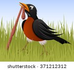 vector illustration of a... | Shutterstock .eps vector #371212312