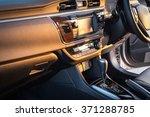 detail of new modern car... | Shutterstock . vector #371288785