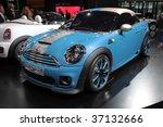 frankfurt   sep 15   minis new...   Shutterstock . vector #37132666