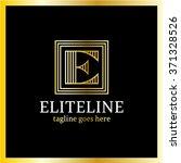 Elite Letter E Logo   Luxury...
