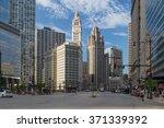 chicago  il usa   circa july... | Shutterstock . vector #371339392