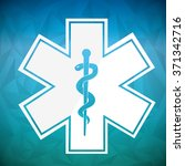 health care design  | Shutterstock .eps vector #371342716